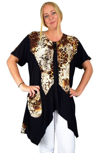 "chokri Big Size Ladies Tunic ""Sofia"" (48-60)"
