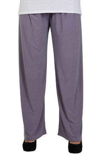 chokri Big Size Ladies Marlene Pants (Anthracite) (4x50, 2x52, 1x56)