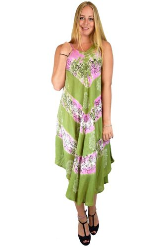 "chokri Damen Kleid ""Taste of India"""