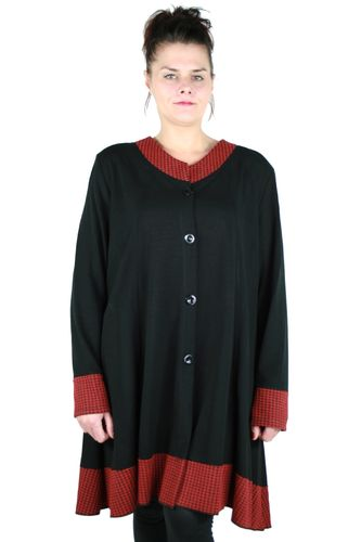 "chokri Big Size Ladies Coat ""Dena"" (48-58)"